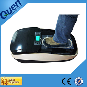 Quen Automatic shoe film machine for chemical factory